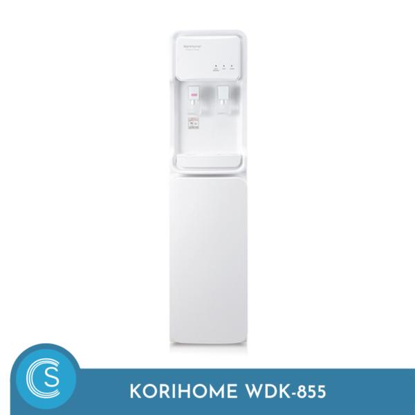 Cây nước nóng lạnh úp bình Korihome WDK-855