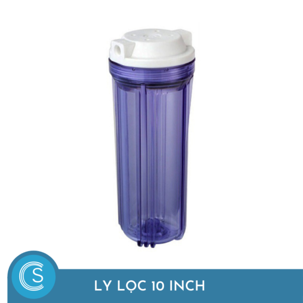 Ly lọc 10 inch