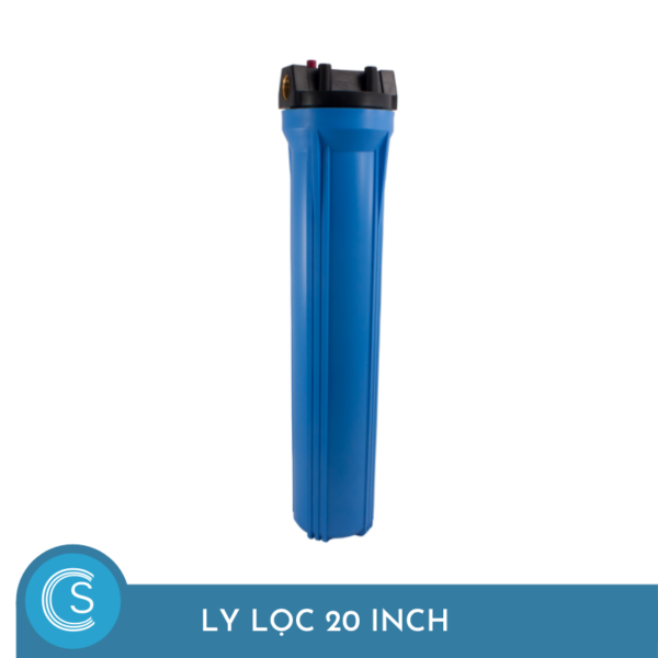 Ly lọc 20 inch